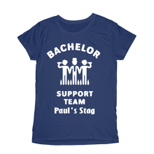 Load image into Gallery viewer, Bachelor Support Team Stag Do Design