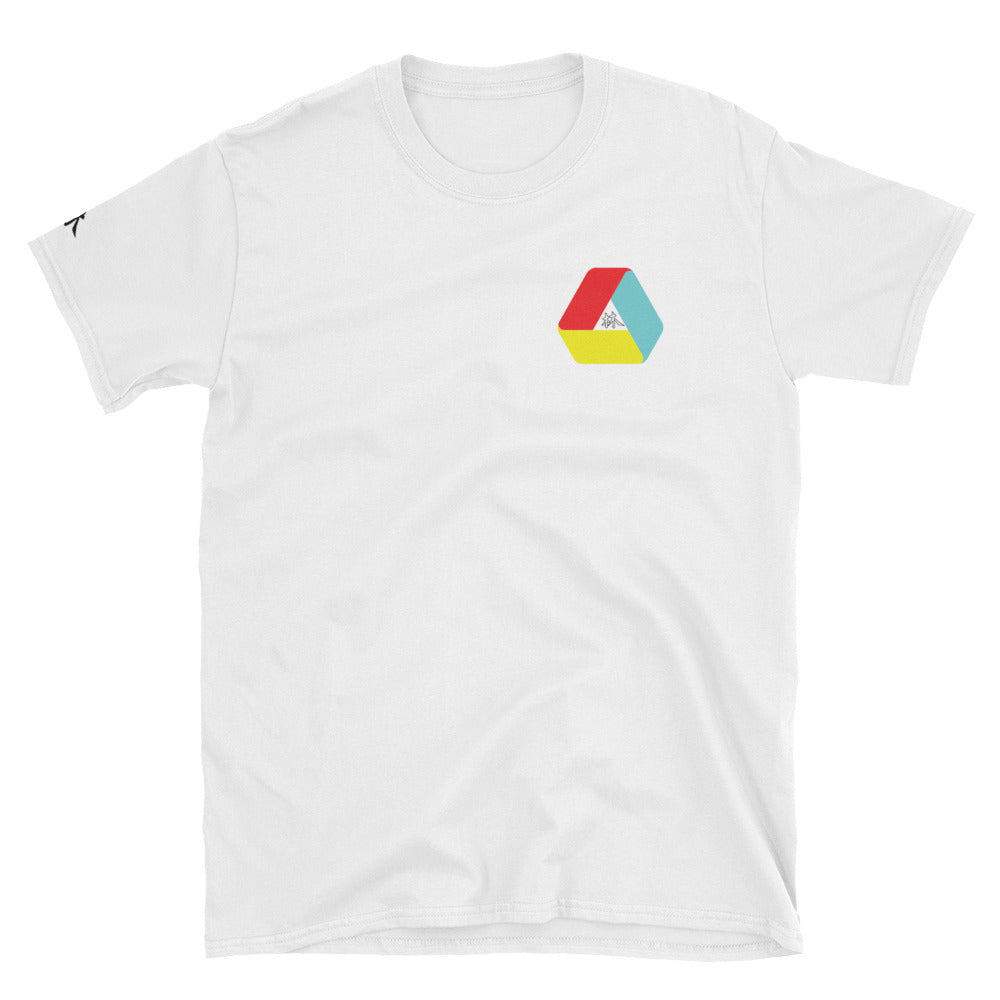 HSC Color Play Geometric Short-Sleeve T-Shirt