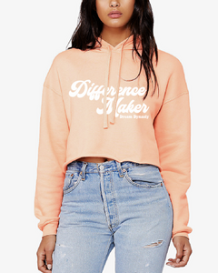 Dream Dynasty Cropped Hoodie