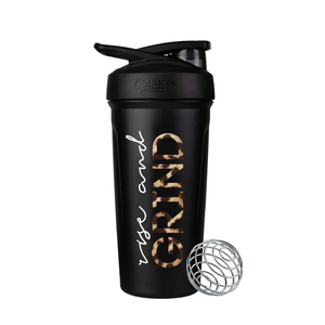 Blender Bottle Insulated Rise + Grind