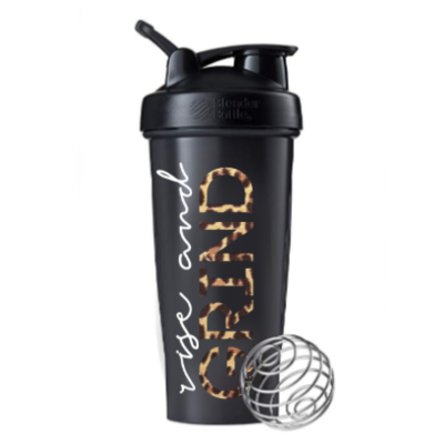 Blender Bottle Rise and Grind