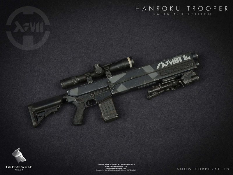 HANROKU SALT BLACK EDITION (REG)