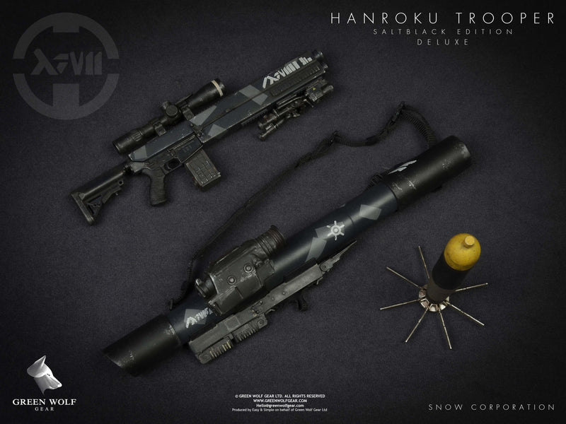 HANROKU SALT BLACK EDITION (DLX)