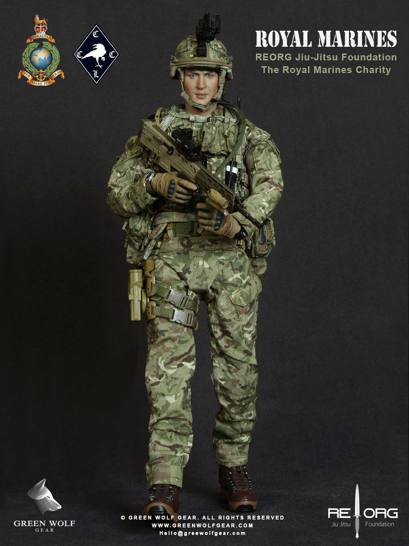 Royal Marines REORG Figure