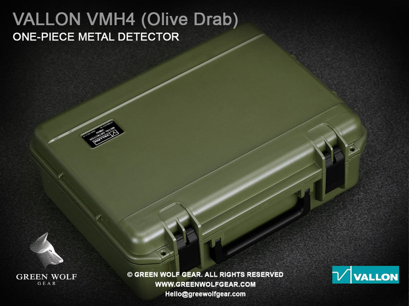 VALLON VMH4 With Case