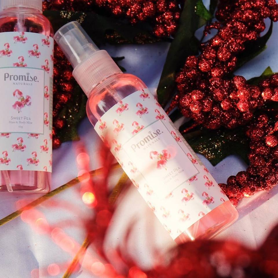 Promise - Sweet Pea Hair & Body Mist