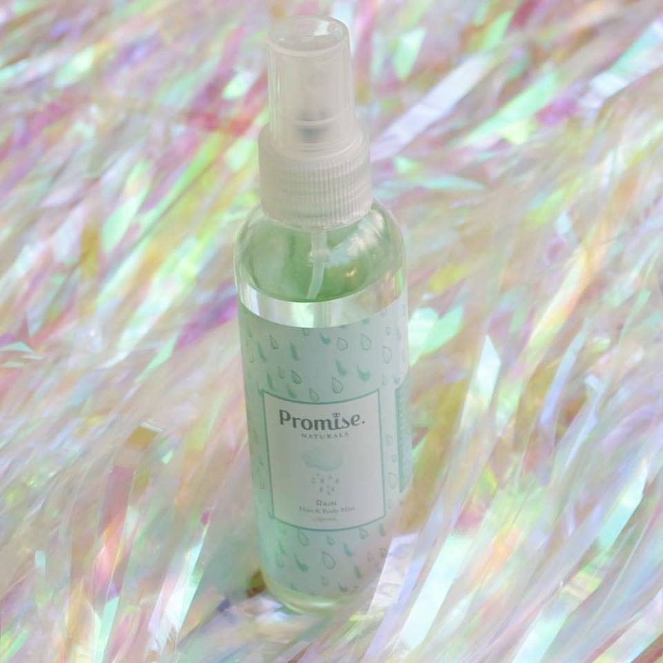 Promise - Rain Hair & Body Mist