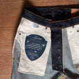 CT-100x - Classic Tapered Indigo Selvedge