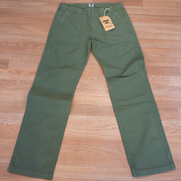 Fatigue Pant - Slim - Olive