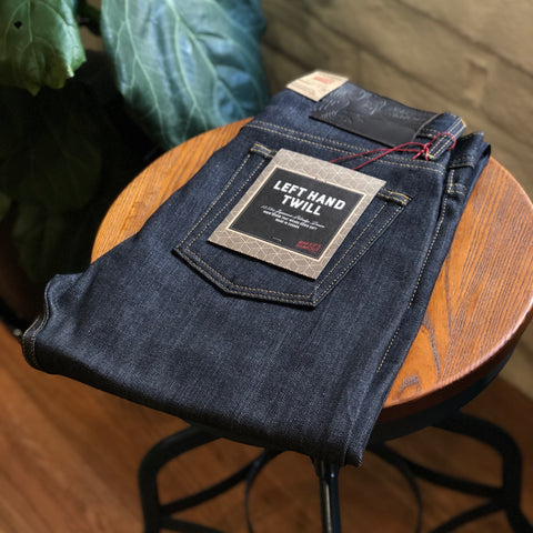 Left Hand Twill Selvedge - Weird Guy
