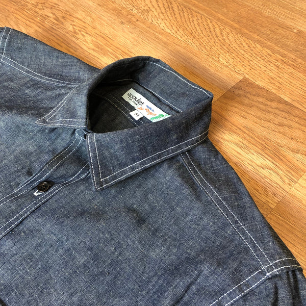 Chainstitch Shirt - Hisashi Indigo Selvedge Chambray