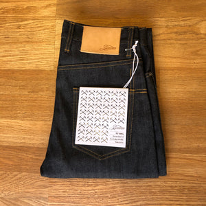 NT-100x - Narrow Tapered Indigo Selvedge