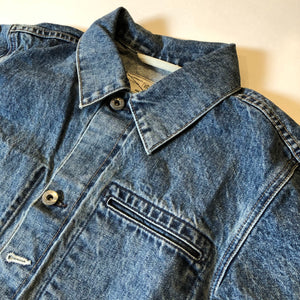 Supply Jacket - Indigo River Wash