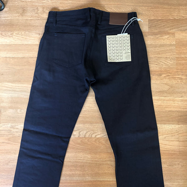 CT-120x - Classic Tapered Shadow Selvedge