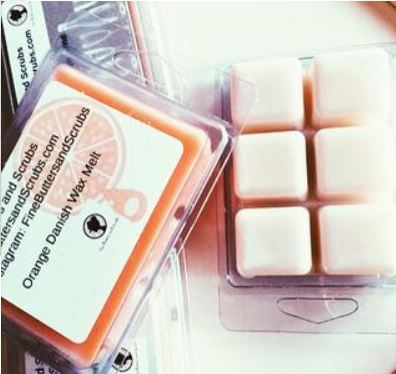 Fine Butters & Scrubs Wax Melts- Love Yours Box Self-Care Subscription