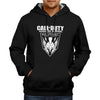 Image of Advanced Warfare Hoodie Black