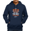 Image of All men are created equal April - Navy Blue Hoodie