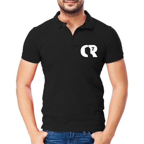 CR7-Polo_T-shirt_Black