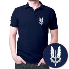 Who_Dare_Wins_Polo_T-shirt_-Navy_Blue