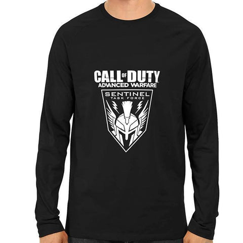 Advanced Warfare Full Sleeve Black