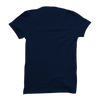 Image of All men are created equal March -Half Sleeve Navy Blue
