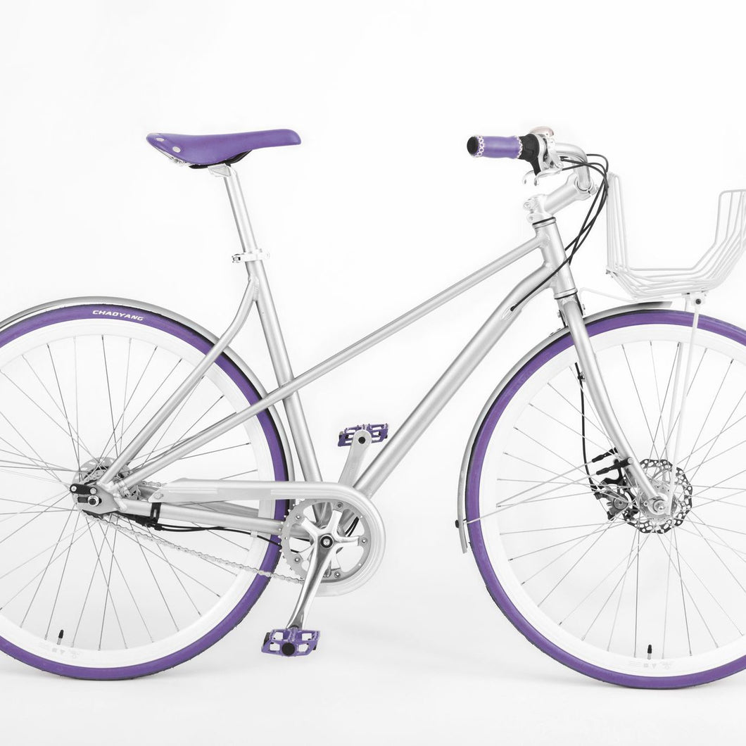 Vé Comfort 3-speed, Purple