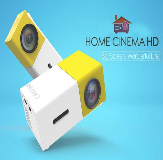 Home Cinema HD Mini Projector Reviews