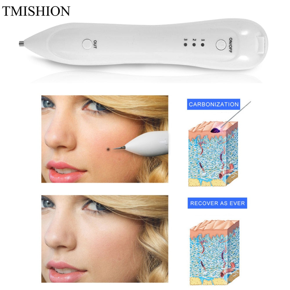 Portable Laser Freckle Removal Machine