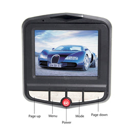 Car DVR Dash Recorder Video Cam Night Vision