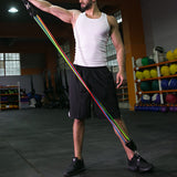 Fitness Elastic Resistance Bands