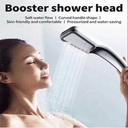High Pressure Shower Head Spray 300 Holes