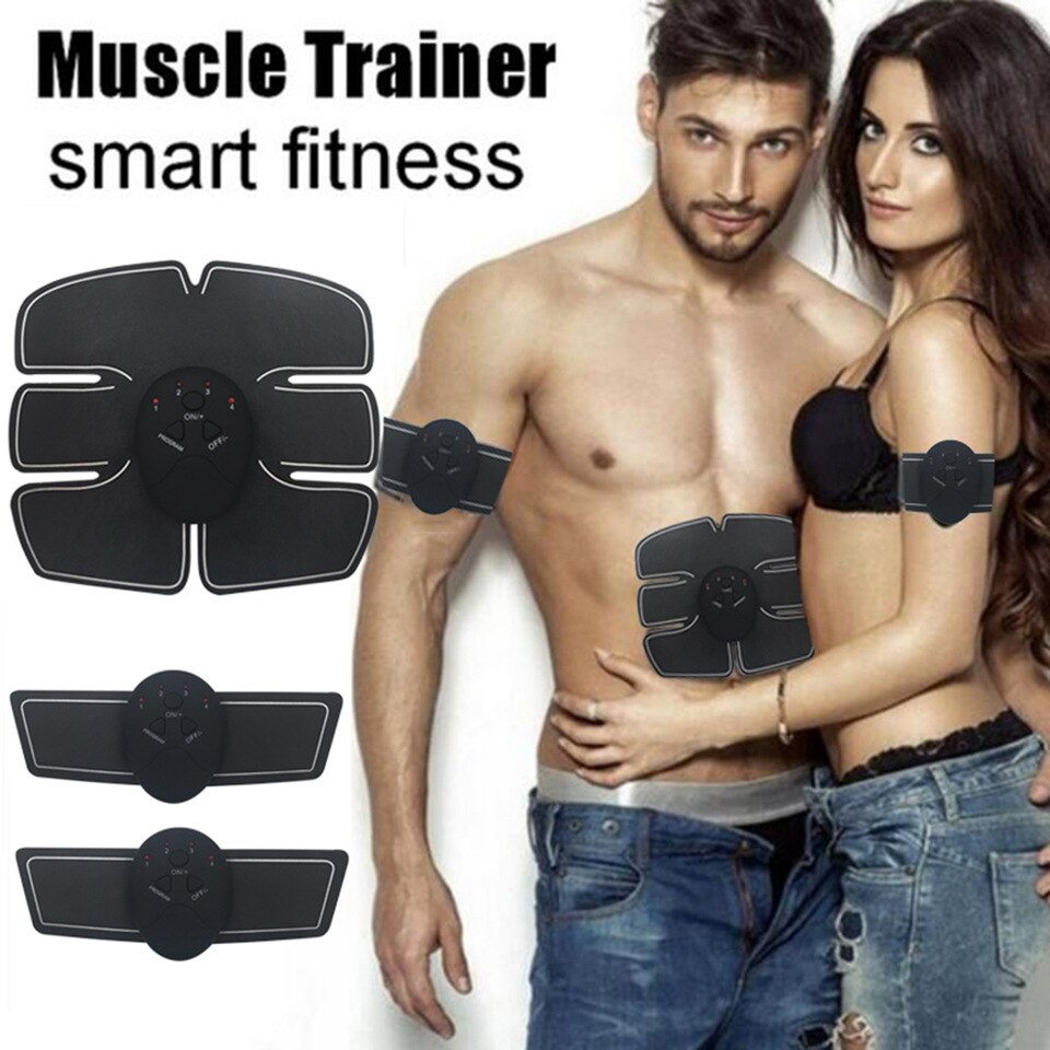 EMS Micro ABS Massager Stimulator