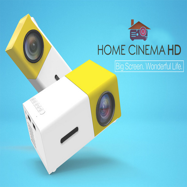 Home Cinema HD Mini Projector
