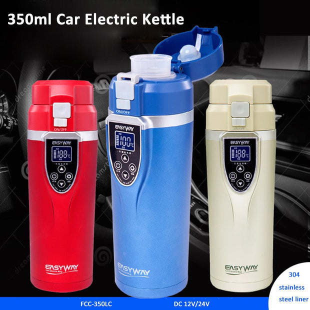 Electric Car Kettle
