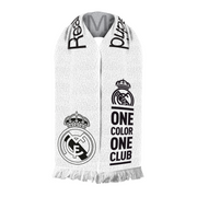 "Bufanda Real Madrid ""One Color, One Club"""