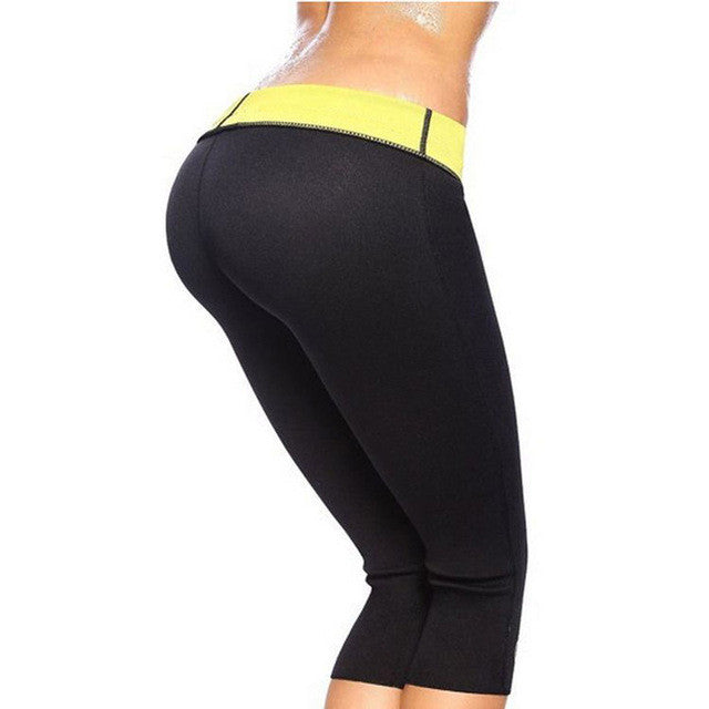 Neoprene Body Shaping Active Leggings
