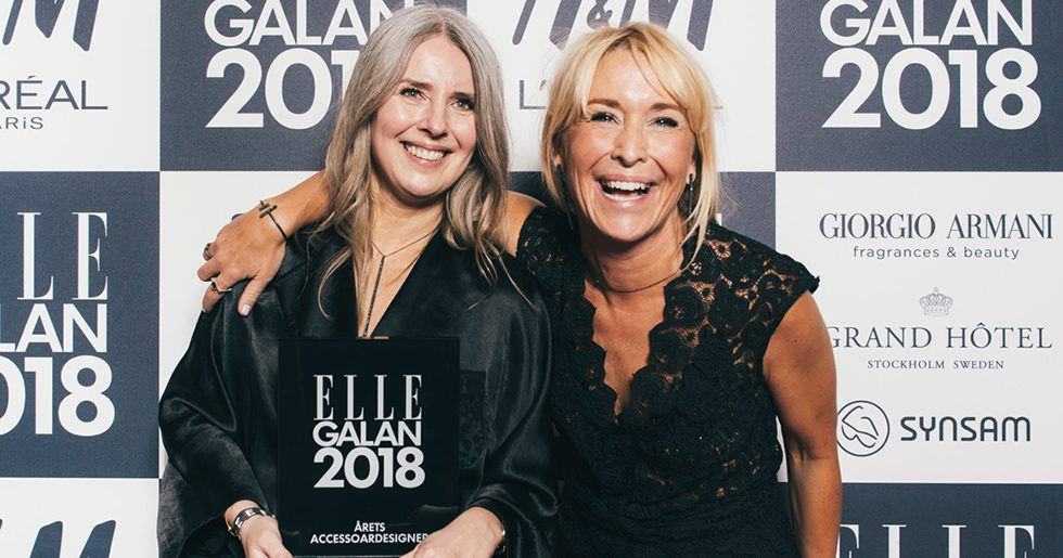 How we won Elle Magazine Accessory Designer of the Year