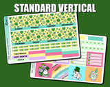 Undated Lucky Clover Monthly Kit - Standard Vertical