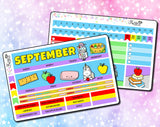 CLEARANCE September 2020 ECLP Monthly Kit - Back to School