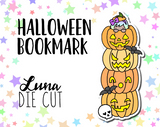 Halloween Bookmark Luna DIE CUT