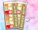 Woodland Wonderland - Hobonichi Weeks Sticker Kit