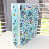 "LIMIT 1 PER CUSTOMER - Luna & Star Shine Bright 5.5"" x 7.75"" Planner Sticker Album"