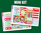 Christmas Cookies - Mini Sticker Kit Print Pression