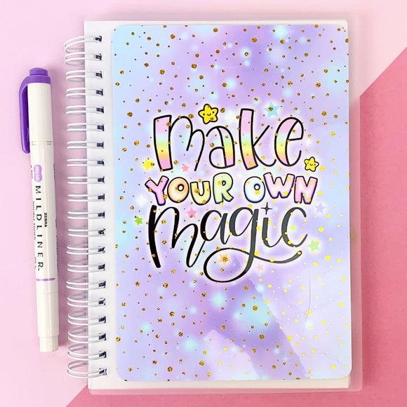 Create Your Own Magic Reusable Sticker Book