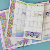 Undated Mother's Day Monthly Kit - Hobonichi