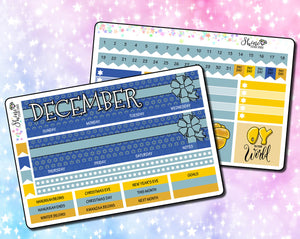 December 2020 ECLP Monthly Kit - Hanukkah