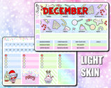 December 2020 ECLP Monthly Kit - Christmas Sweets