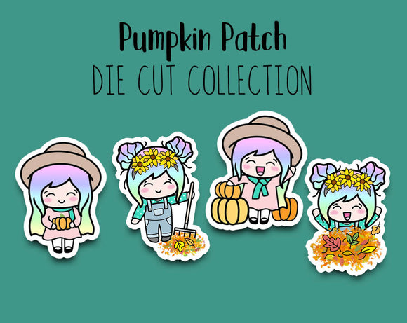 Pumpkin Patch DIE CUTS