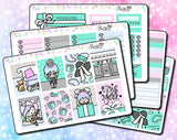 Luna Tiffany's - EC Weekly Sticker Kit