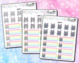 Kitty Cat Stickers